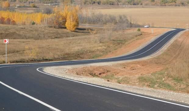 Более 300 км автодорог отремонтируют в 2021 году в Оренбуржье