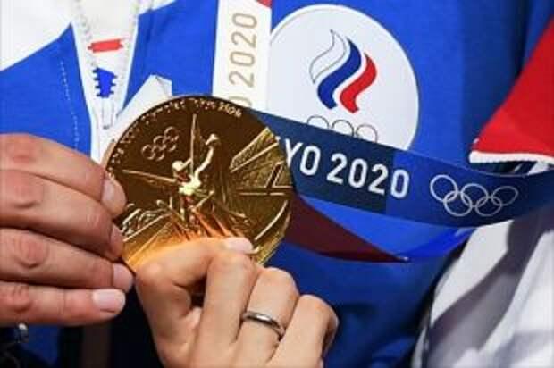 Россияне завоевали три золотые медали в третий день Олимпиады в Токио