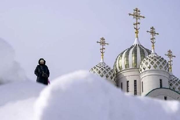 Стали известны сроки наступления устойчивой зимы в России