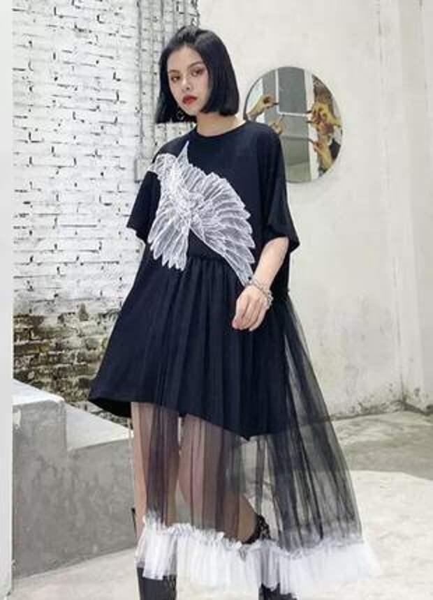 платья из фатина переделка одежды diy
