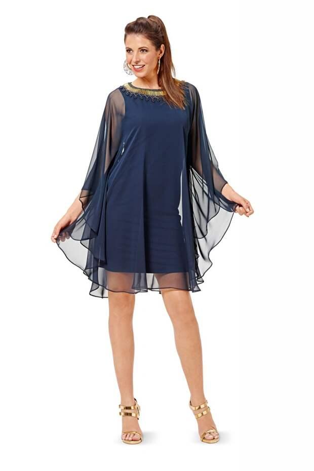 Тренд на грани фола: платье + брюки
