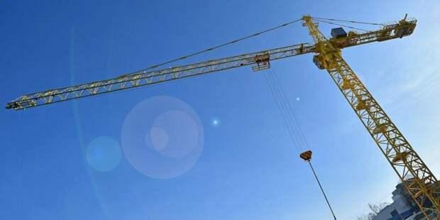 Собянин возобновил работу всех строительных и промпредприятий с 12 мая / Фото: mos.ru