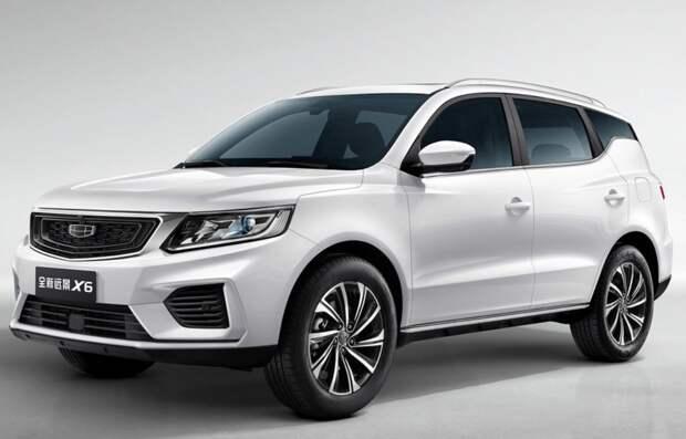 Аналитики определили, сколько теряют в цене китайские автомобили за 3 года