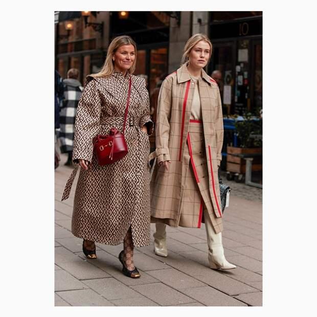 Стритстайл с Недели моды в Копенгагене, осень-зима – 2020/2021