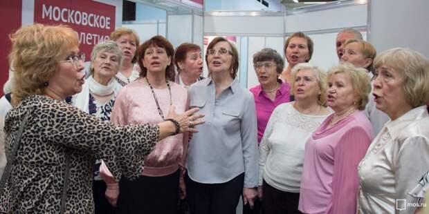 У пенсионеров из Бабушкинского появился собственный литературный клуб