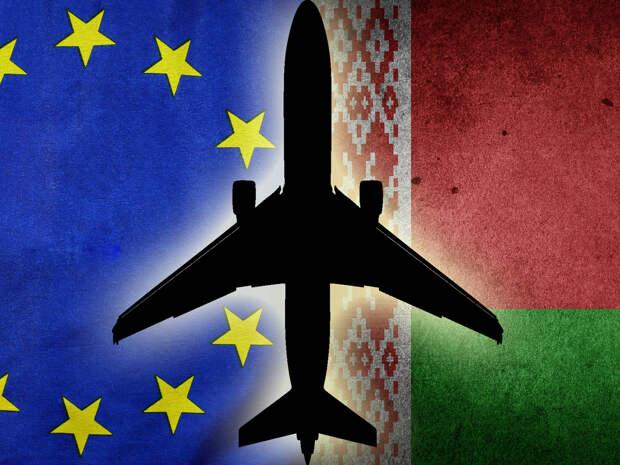 Еще семь стран присоединились к запрету ЕС пускать в свое небо белорусские самолеты