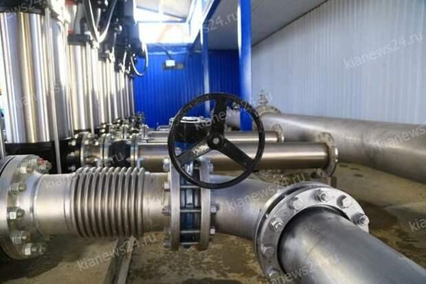 Крым получил 2 млрд рублей на решение проблем с водоснабжением