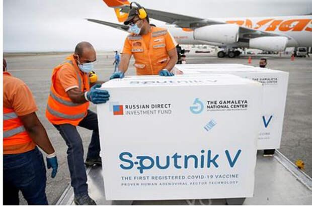 Россия потребовала от Словакии извинений за ложь о «Спутнике V»