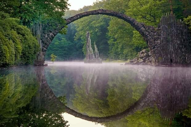 Мосты Дьявола — кто построил странные сооружения по всей планете