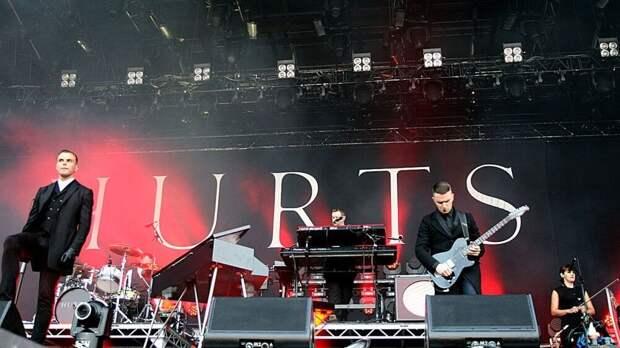 Британская группа Hurts отменила гастроли в России