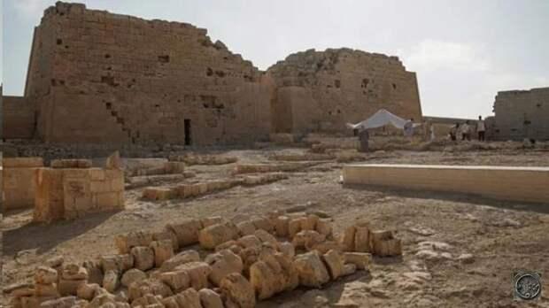 Гробница Клеопатры обнаружена археологами после долгих лет поисков