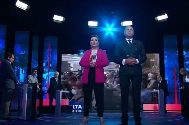 На «России 1» похвалили белорусский ОМОН, жестоко разгоняющий протестующих