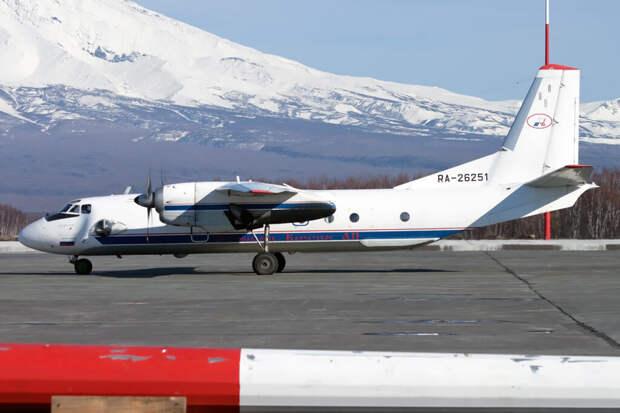 Найдены обломки пропавшего на Камчатке самолёта Ан-26