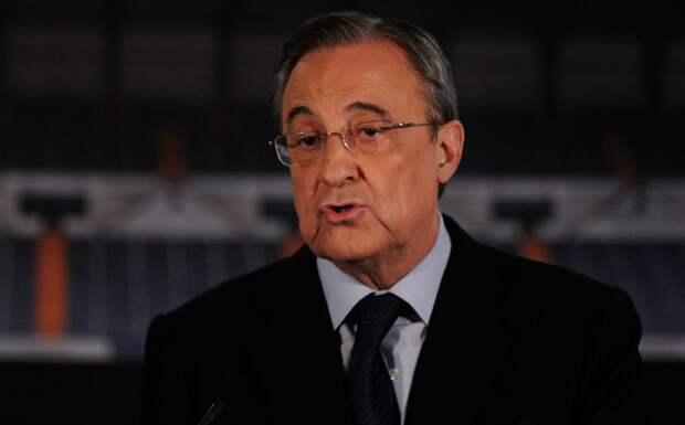 Перес уверен, что клубы-основатели Суперлиги Европы не исключат из текущей Лиги чемпионов