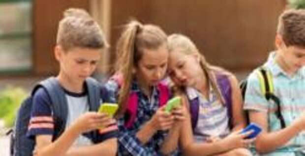 Британским подросткам запретят лайкать посты в соцсетях