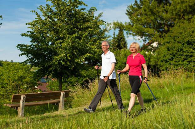 По статистике, у каждого 5-го финна есть палки для ходьбы, а 800 тысяч жителей Финляндии занимаются ею каждую неделю