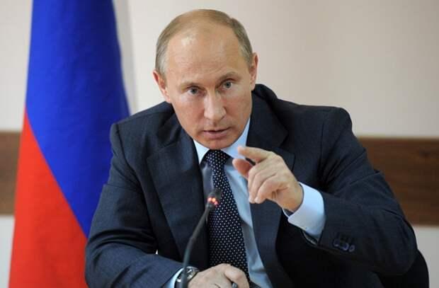 Путин: не надо провоцировать Россию активно защищать свои интересы