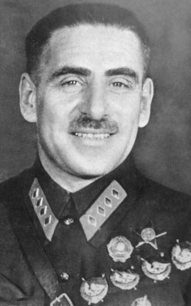 Красный маршал Блюхер