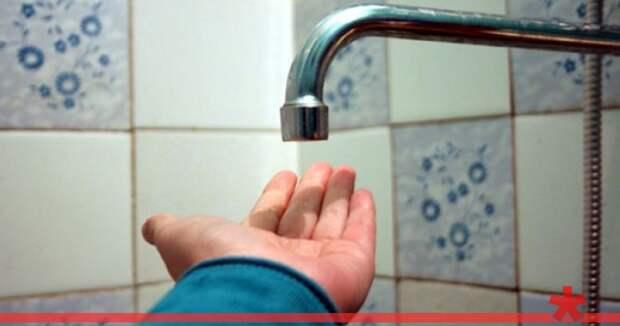 Центр Севастополя ночью останется без воды
