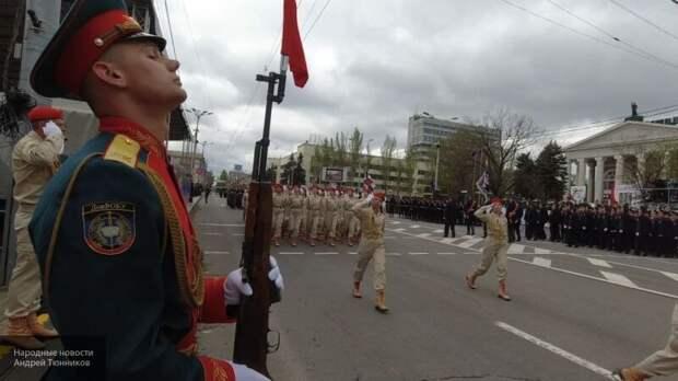 Второй день победы над нацизмом: в ДНР отметили седьмую годовщину независимости