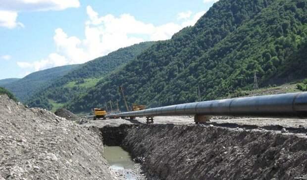 Азербайджан завершил «краткосрочный транзит» российского газа вАрмению