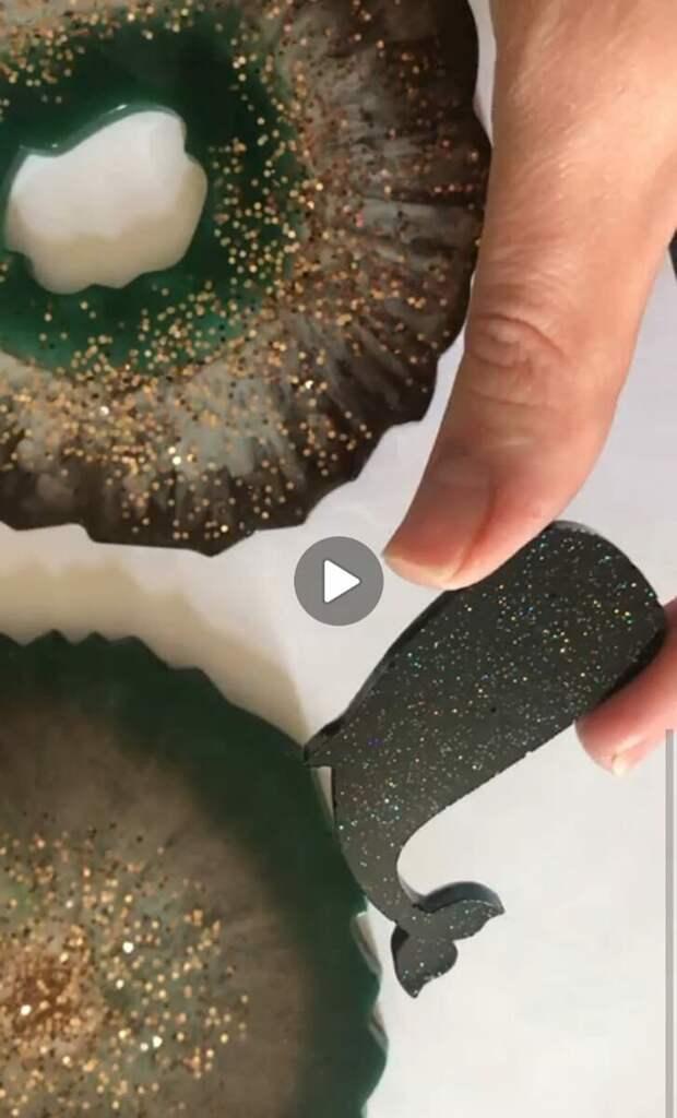 Resin Art как один из методов арт-терапии