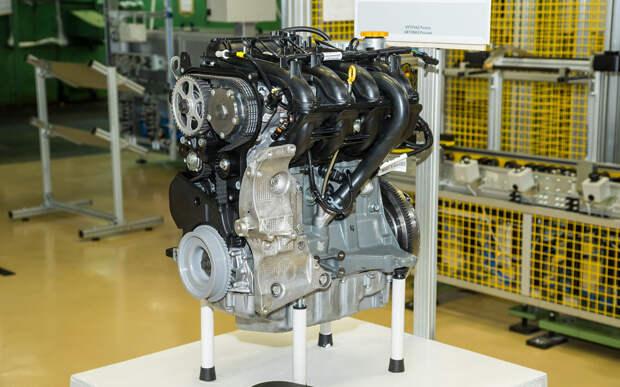 5 моторов для Весты: какой лучше?