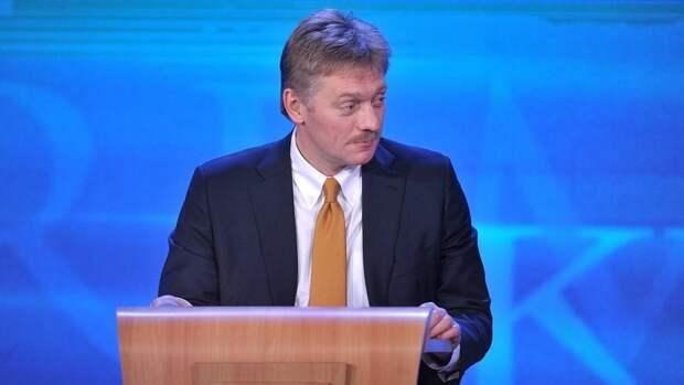 Песков заявил о тупике в реализации Минских соглашений из-за позиции Киева