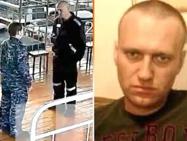 Навальный испортил жизнь заключенным ИК-2