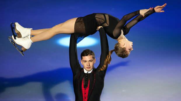 Тарасова прокомментировала победу Мишиной и Галлямова в короткой программе на командном ЧМ