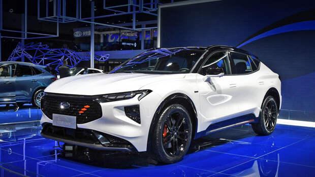 Универсал Ford Evos прошёл сертификацию в Китае