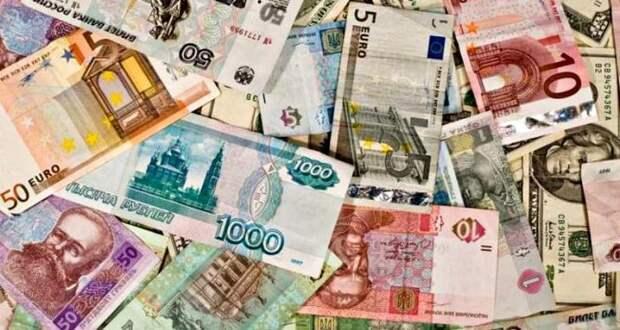 Официальные рыночные курсы валют на 21-23 ноября установил Нацбанк Казахстана