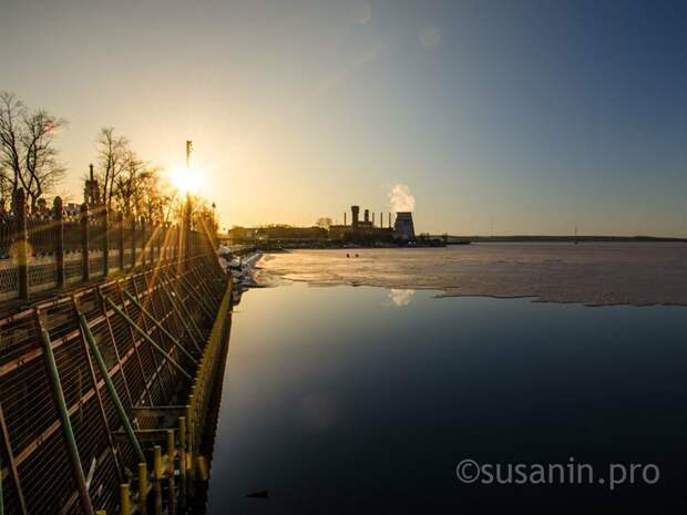 Синоптики дали неблагоприятный прогноз на весенний паводок в Удмуртии