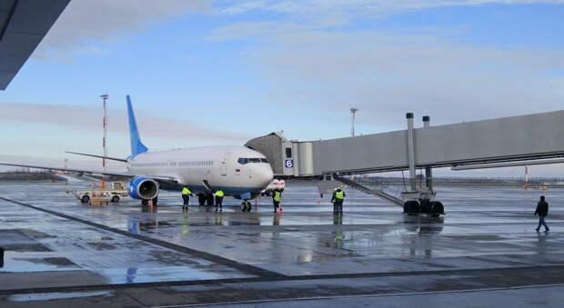 Аэропорт Ростова увеличит вдвое число рейсов в Египет из-за запрета полетов в Турцию