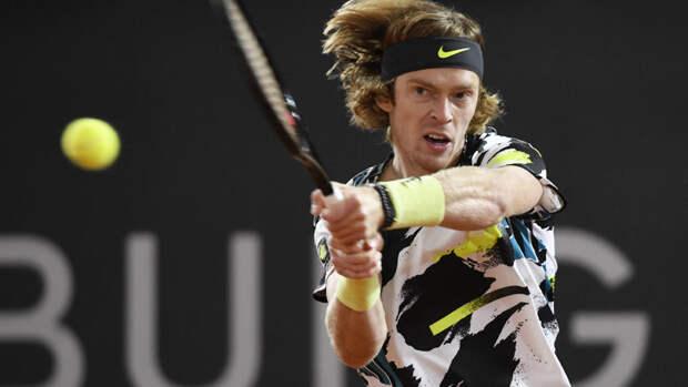 Рублев рассказал обожиданиях отматча третьего круга сиспанским теннисистом