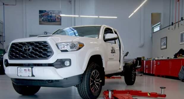Toyota собирается возродить стиль своих культовых кемперов