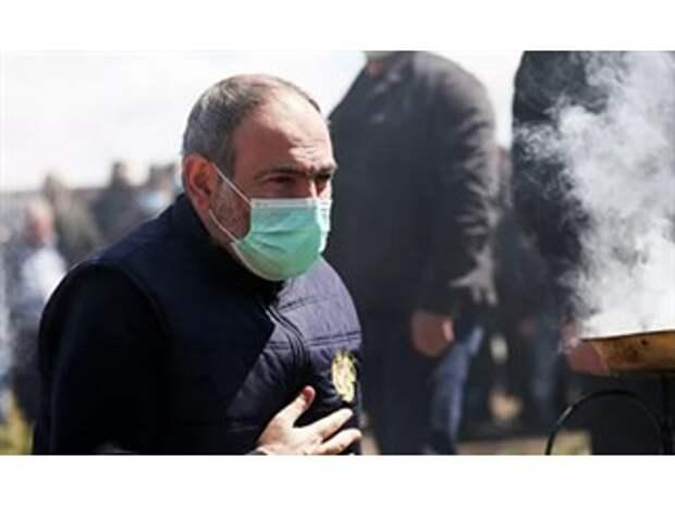 Сын в обмен на пленных. В Армении новая война — угроз и компроматов