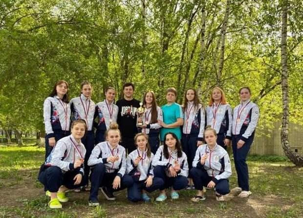 Нижегородские ватерполистки стали бронзовыми призерами Первенства России