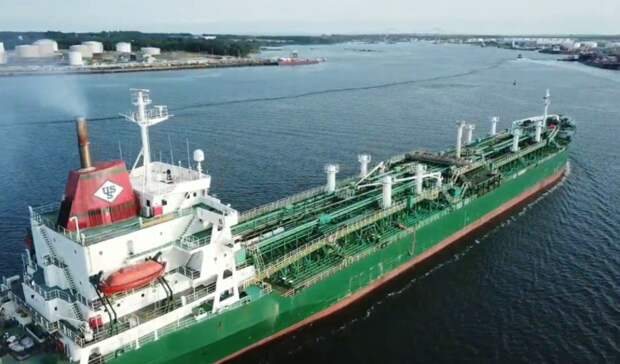 Бизнес потранспортировке аммиака возобновила Mitsui OSK Lines