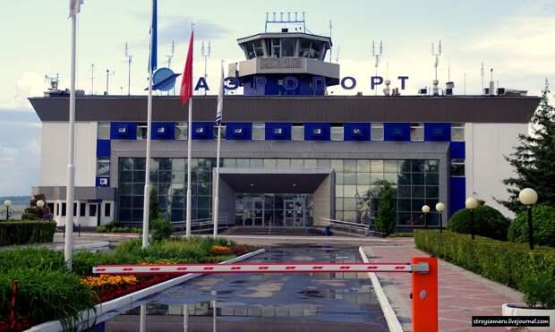 Пенза Аэропорт.
