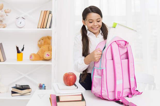 Скоро в школу: что понадобится каждому ученику к 1 сентября