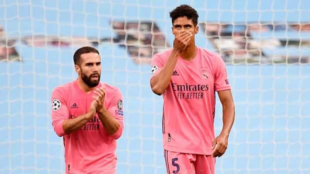 Дубль Варана принес «Реалу» победу над «Уэской» в Ла Лиге