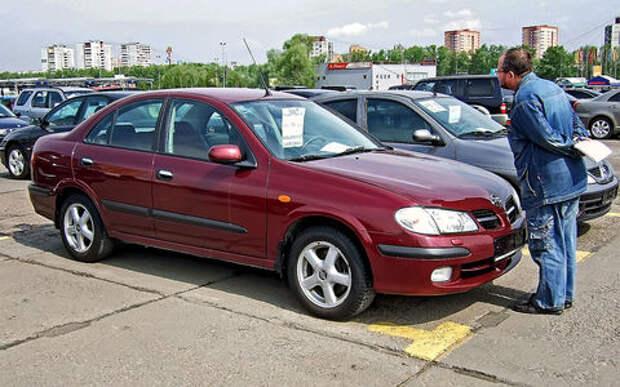 Популярные автомобили с пробегом за 400-700 тысяч рублей
