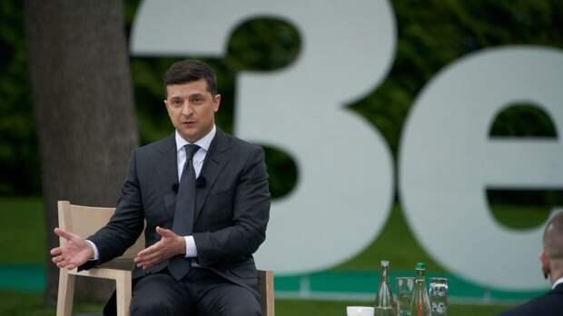 Политолог заявил, что Запад не спасет Зеленского в случае нового Майдана