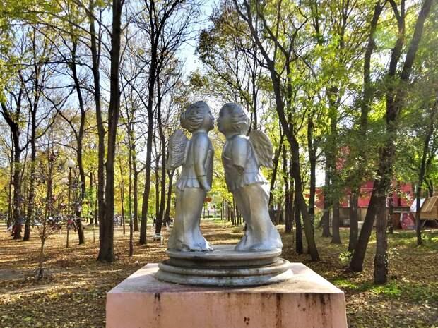 Городской парк Уссурийска
