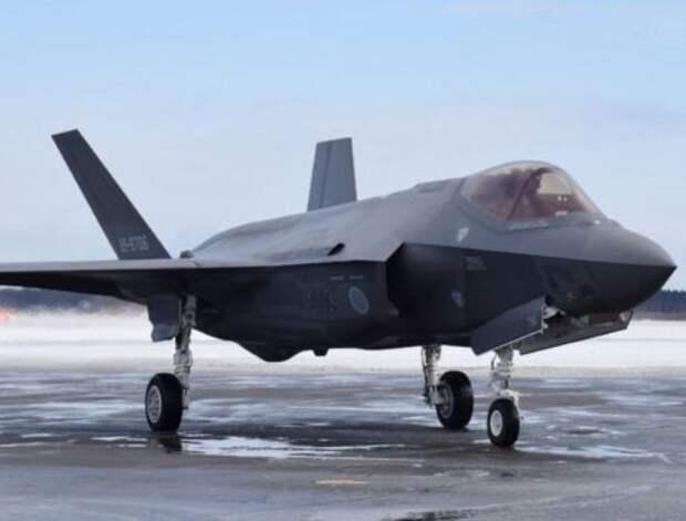 В США намерены уволить за профнепригодность F-35