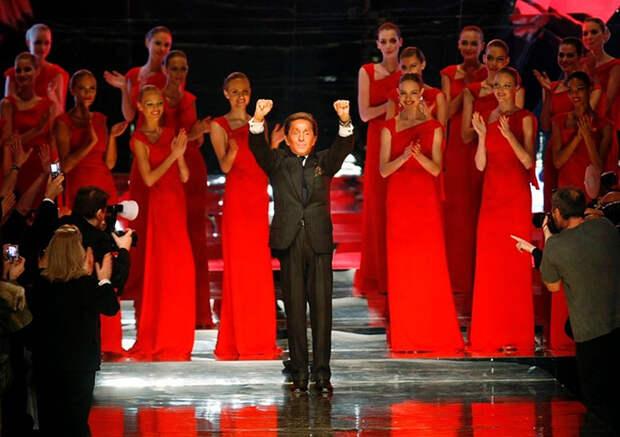 Последний император высокой моды: факты о Валентино Гаравани