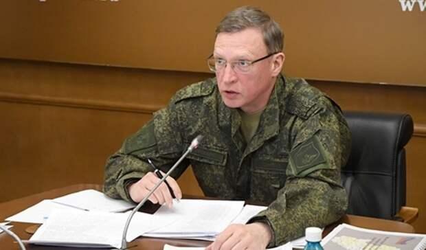 Губернатор Омской области выразил соболезнования родным погибших в Казани