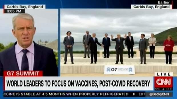 CNN: на саммите G7 вынуждены искать компромиссы, несмотря на разногласия из-за России и Китая
