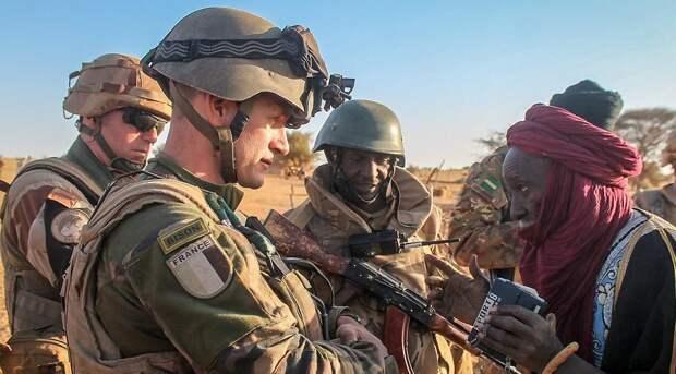 США поддержала Францию в её африканских операциях